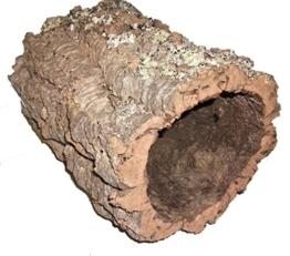 Korkröhre 40 cm / Durchmesser 15 - 20 cm -