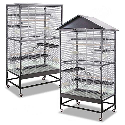 montana cages voliere zimmervoliere k fig sevilla ii choco vanilla chinchilla k fig kaufen. Black Bedroom Furniture Sets. Home Design Ideas