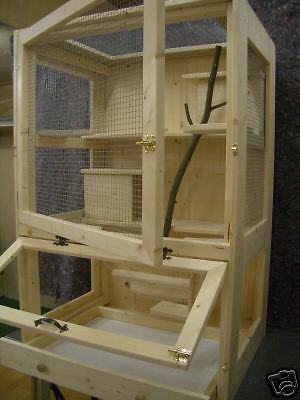 holzk fig k fig holz f r chinchilla frettchen degu chinchilla k fig kaufen. Black Bedroom Furniture Sets. Home Design Ideas