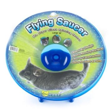 Beeztees 285052 Flying Saucer Laufteller groß, 30 cm -