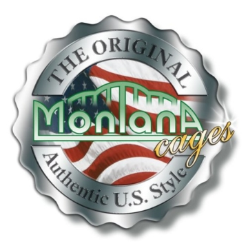 Montana Cages | Happy Home 66 A - Choco-Vanilla/Oak MONTANA Degu Chinchilla Nagerheim -