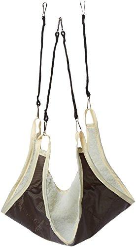 Trixie 62692 Hängematte, Ratten/Kleinnager, 30 × 30 cm -